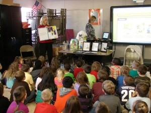 Walkertown Elementary Reading Event
