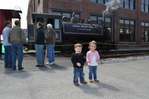 A Day at the NC Transportation Museum