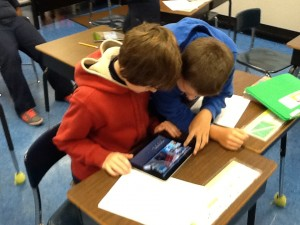 Overton students technology savvy ...