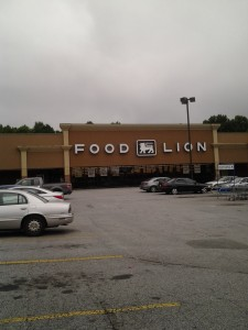 Spencer Food Lion