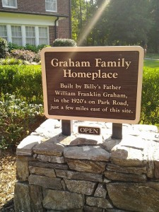 Enjoyed a great day at the Billy Graham Library in Charlotte, NC.
